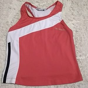 3/$15 New Balance tank (built-in bra)
